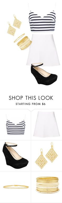 """""""My style"""" by erika-pena1 ❤ liked on Polyvore featuring Forever New, Witchery, Bamboo, Dinny Hall, Annabella Lilly and Charlotte Russe"""