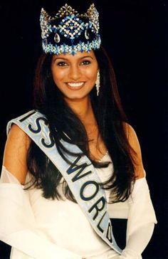 1997 - Diana Hayden - INDIA