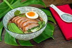 BAO Modern Chinese Bar. Roasted duck noodle soup. #interdema #chinesecuisine #chineserestaurant #food #BAO #Kyiv #рестораны
