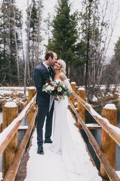 West Glacier Winter Elopement Inspiration via Rocky Mountain Bride Winter Wedding Inspiration, Elopement Inspiration, Magical Wedding, Dream Wedding, Winter Wedding Receptions, Wedding Venues, Winter Weddings, Wedding Vows, Destination Wedding