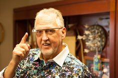 Google glass arrives at Monte Vista Christian School