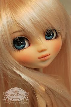 Custom Pullip Raphia | Flickr - Photo Sharing!