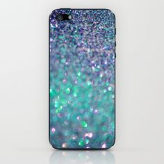 Ocean Sparkles iPhone & iPod Skin