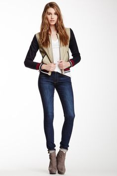 AG The Legging Super Skinny Jean by Non Specific on @HauteLook