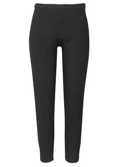 Ethical Twill skinny trousers by People Tree (from online http://www.peopletree.co.uk/womens/trousers/twill-skinny-trousers) - Made by a Fair Trade Organisation