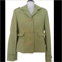 Banana Republic Pea Coat! SUPER CUTE  I LOVE THIS COAT!!! It is in MINT condition! I have SO many that I don't usually wear the same a lot!  Banana Republic Jackets & Coats Pea Coats