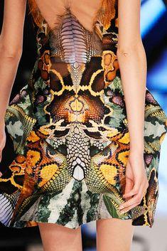 Alexander McQueen | Spring 2010 Ready-to-Wear