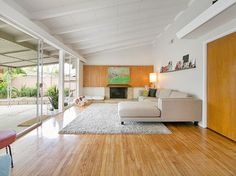 shag rug with sectional