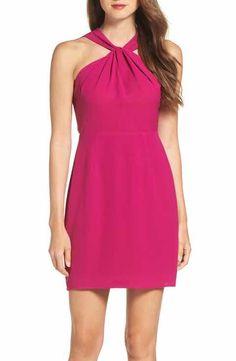 19 Cooper Lace Back Sheath Dress