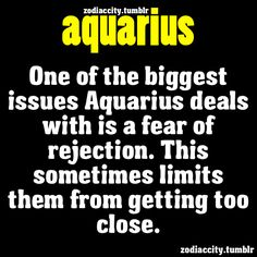 ZODIAC AQUARIUS FACTS - Aquarius has the power to emotionally distance themselves more than other signs. They're also better able to control what they show to others. VERY TRUE! Aquarius Traits, Aquarius Love, Aquarius Quotes, Aquarius Woman, Age Of Aquarius, Capricorn And Aquarius, Zodiac Signs Aquarius, Aquarius Qualities, Aquarius Images