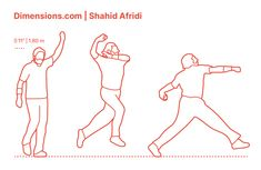 "Pakistan International cricketer Shahid Afridi brags fewer international titles, but his field efforts are well known and immensely appreciated. Born Sahibzada Mohammad Shahid Khan Afridi, also called ""Boom Boom,"" he had captained Pakistan's national team and is famous for his consistent bowling and aggressive batting style. Downloads online #sports #cricket"