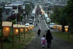 「小樽 熊碓神社 祭り」の画像検索結果
