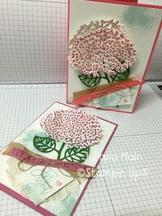 Thoughtful Branches Bundle Stampin up !