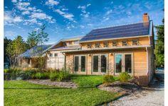 Net Zero Energy Home: Camden DE - Re:Vision Architecture - Winner of 2011 NESEA Zero Net Energy Building Award