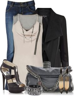"""casual"" by mshyde77 ❤ liked on Polyvore"