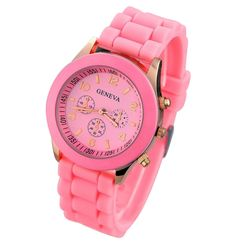 I chose the most wonderful silicon watch designs for you. You can get ideas from the following photos.