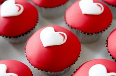 Valentines Cupcake Decorating Ideas | Family Holiday