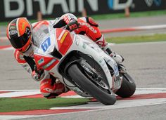 PTR Honda's Luca Marconi in action at Imola 2, www.gbracing.eu