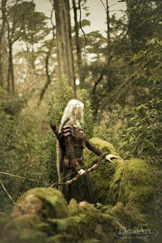 Arciere elfo