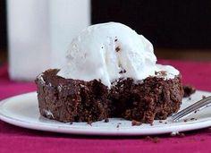 1-Minute Mocha Cake