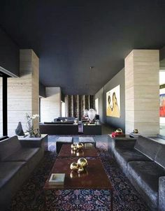 A-cero architects | Living rooms