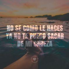 bonita frase para enamorar con foto de mar