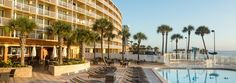 Relax in the sun, sand and surf of Daytona Beach, Florida!