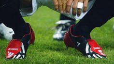 Adidas Football, Football Shoes, Soccer Boots, Soccer Cleats, David Beckham Adidas, David Beckham Style, Adidas Predator, Cool Boots, Cristiano Ronaldo