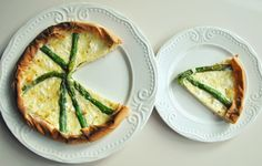 Asparagus And Ricotta Quiche | Try it
