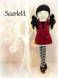 Scarlett Poppet by Jill at Lilliput Loft
