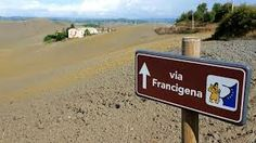 Travel With MWT The Wolf: World Famous Streets  Via Francigena 2 Italy
