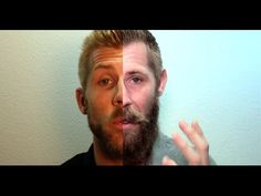 Great video on getting through the rough stages of growing a awesome beard and mustache.