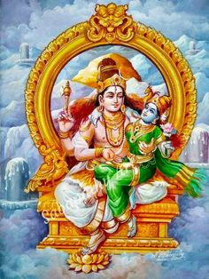 Shiva Hindu, Shiva Art, Shiva Shakti, Hindu Deities, Hindu Art, Krishna, Durga Painting, Mysore Painting, Lord Shiva Painting