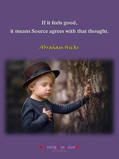If it feels good