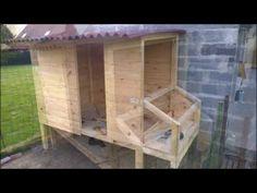 Diy Chicken Coop Plans, Chicken Coop Designs, Unknown Album, Chicken Life, Side Garden, Planer, Outdoor Decor, Projects, Home Decor