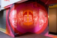 Urban Art Installation by Fansack - The Hong Kong Dream