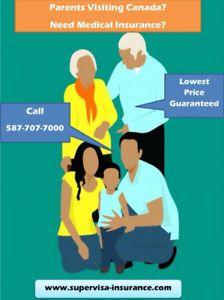 Insurance For Super Visa Monthly Affordable Plans 587 707 7000