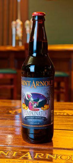 Saint Arnold Brewing Company - Pumpkinator