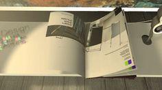 Dinamic Magazine in Cinema 4D