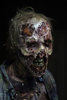 "There are freshly released Walking Dead Season 6 zombies that something is ""Shit,that's nasty"",and literally horrifying.Watch their highly rotted images."