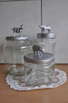 recyclage pot nutella pots de nutella recycler pinterest nutella et pots. Black Bedroom Furniture Sets. Home Design Ideas
