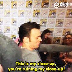 Chris and Chris.