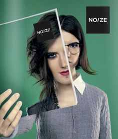 noize, magazine, magazine cover, fashion, layout