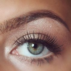 How to fill in eyebrows <3   www.lipsticklovely.com