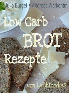Low Carb Brot E-Book