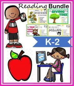 Great book companion to read aloud CLASSICS! This INTERACTIVE digital resource Activity covers everything from phonics, spelling, synonyms, vocabulary, comprehension and rhyme! Perfect for Reading Comprehension and Distance Learning; can be easily assigned on Seesaw or Google Classroom - Just keep the slides you want! Distance Learning Reading Bundle - Sight Words - Phonics - Spring Activities