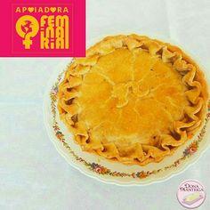 Associadas a Feminaria tem 15% de desconto em qualquer Torta da Dona Manteiga. Entre lá e saiba mais: www.feminaria.com.br. 👧👩👱💁🙆🙅#feminaria #girlpower 🌱🐟🐄 🍫🍰 @donamanteiga #donamanteiga #danusapenna #amanteigadas #gastronomia #food #bolos #tortas #pie www.donamanteiga.com.br