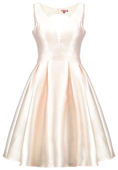 907554069c3b Chi Chi London CARMEN - Cocktailkleid   festliches Kleid - pale pink für €  versandkostenfrei bei Zalando bestellen.