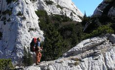 Hiking trip in Paklenica National Park, Croatia, Zadar region. Paklenica is a part of Velebit, a mysterious mountain that we always come back to because of its special and unexplicable energy.