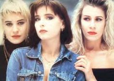 Bananarama - Siobhan Fahey, Sara Dallin, and Keren Woodward